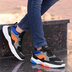 JOKATOO Multi Color Stylish Shoes-JOKA-212BLAONGE