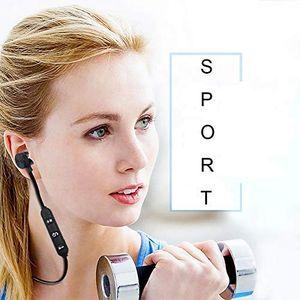 Magnet Handsfree In-Ear Bluetooth Headset ( Black )