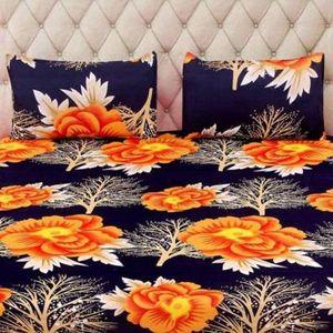 Tissca Decore Double Size Bedsheet 10