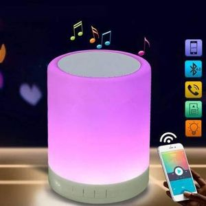 Touch Lamp Portable Speaker CL - 671