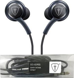 Tiitan Earphone with Mic/S8-TBE (Black)