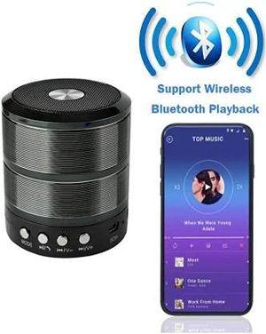 Raptech Glitz WS 887 Wireless Bluetooth speaker USB storage 6HR playtime 5 W Bluetooth Speaker